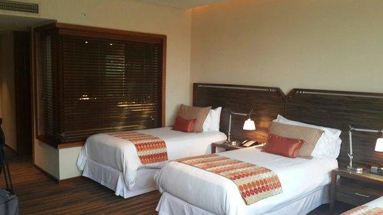 Hotel Dreams Araucania: Habitación configurada para tres pax