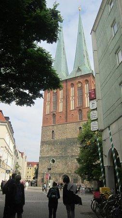 Nicholas Quarter : St. Nicholas Church