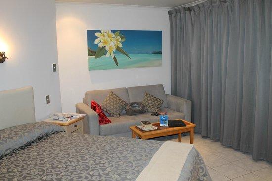 Muri Beach Club Hotel: Suite