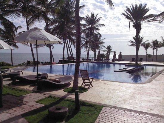 IKIN Margarita Hotel & Spa: La piscina una delicia