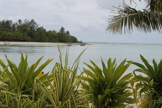 Muri Beach Club Hotel: View from Room