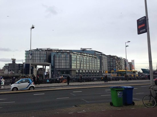 Hotel Picture Of Doubletree By Hilton Hotel Amsterdam
