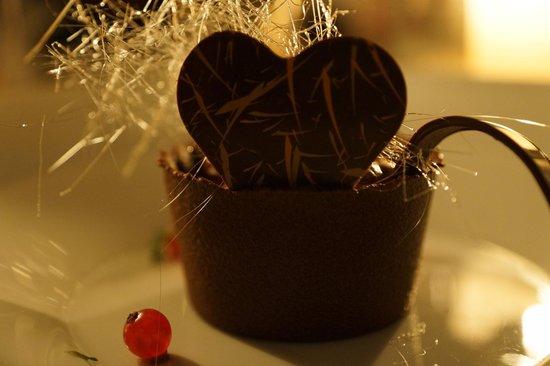 Das Kronthaler: dessert