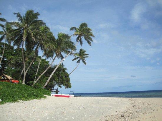 Royal Davui Island Resort : spiagge piccole e riservate