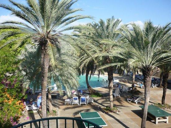 Dunes Hotel & Beach Resort: pileta