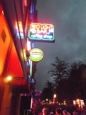Rotlichtviertel Walletjes: Barrio Rojo