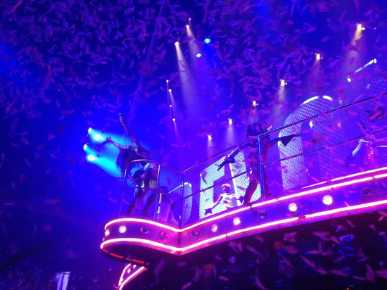 Coco Bongo Cancun: Stage show