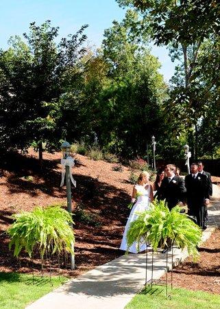 The Lodge on Lake Oconee : Wedding