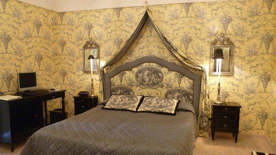 Hotel Palazzo Failla: Quarto