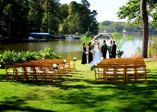 The Lodge on Lake Oconee: Wedding