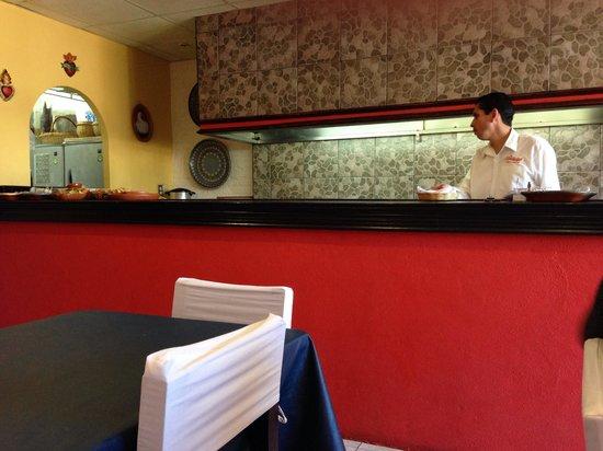 El Belduque Restaurante: Servicio