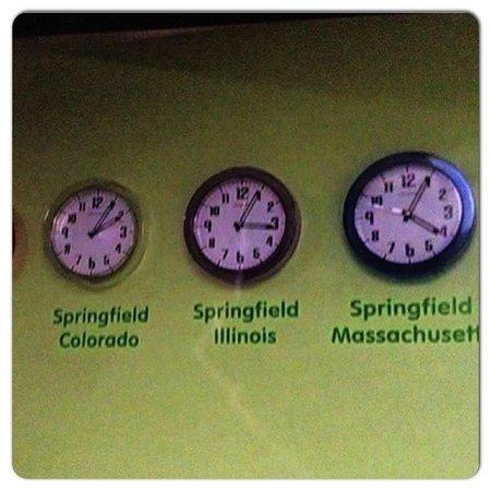 Illinois State Museum: Clocks