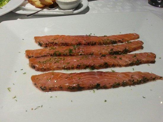 La Scala : Salmon