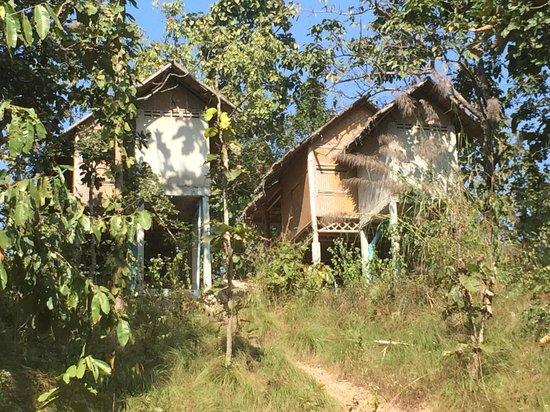 Karen village: guest housing