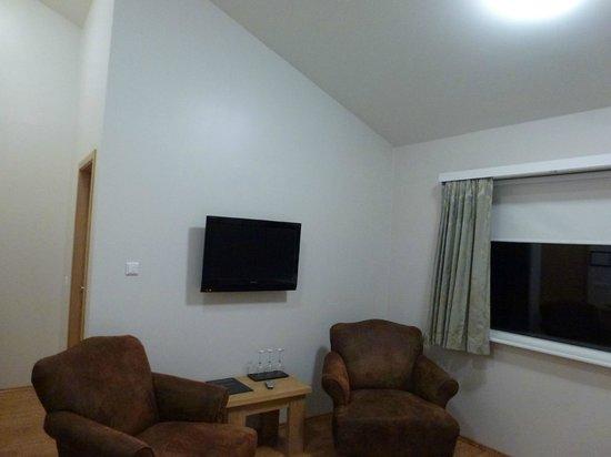 Northern Light Inn: Bedroom