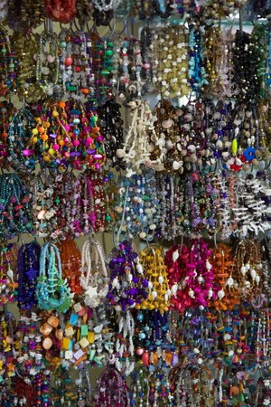 Old Mazatlan: Plenty of trinkets for sale