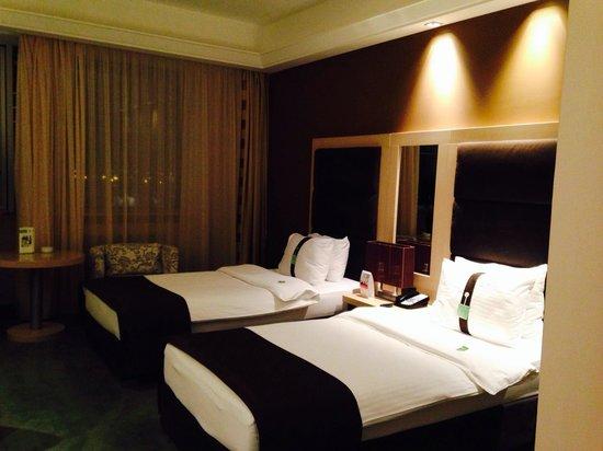 Holiday Inn Belgrade: Twin room