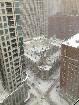 Sofitel Chicago Magnificent Mile: Sunday's Winter Wonderland