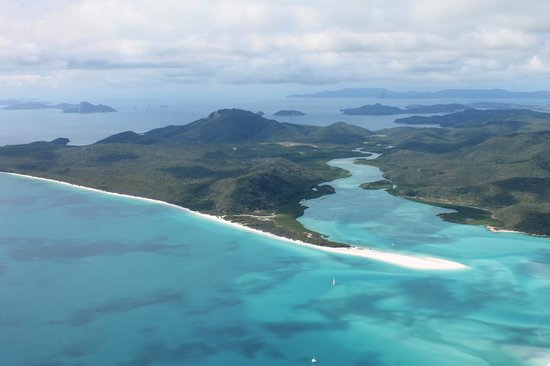Whitehaven Beach: stunning