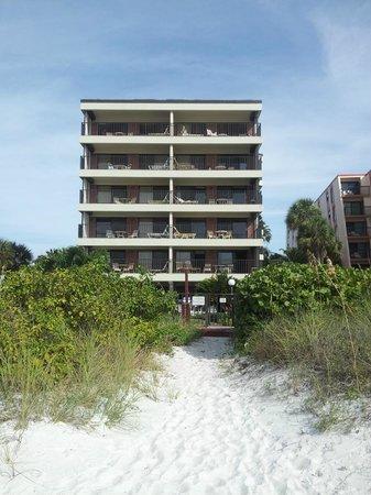 Gulf Beach Resort : resort