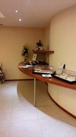 Hotel Napoleon : Buffet freddo