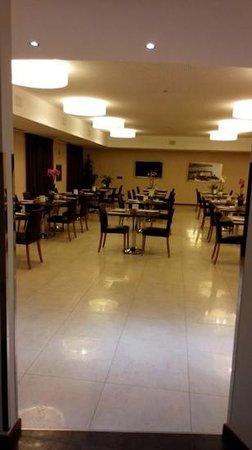 Hotel Napoleon : Sala colazione