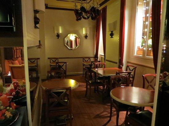 Hotel du College de France : Comedor