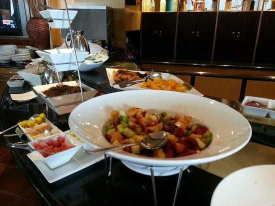 City Lodge Hotel GrandWest: Breakfast
