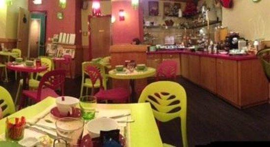 Mercure Paris Place d'Italie: Comedor