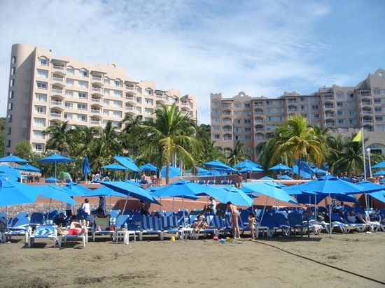 Azul Ixtapa Beach Resort & Convention Center : hotel