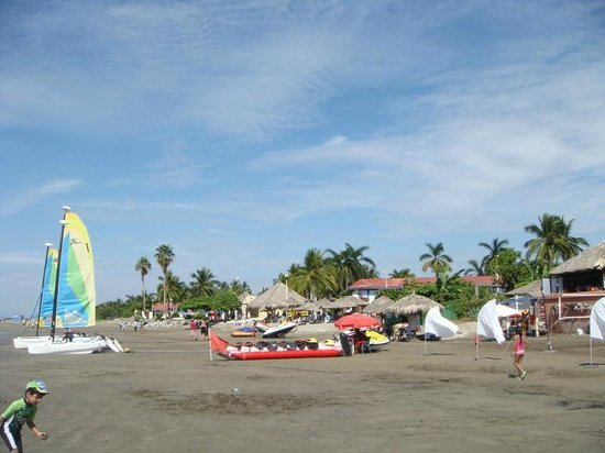 Azul Ixtapa Beach Resort & Convention Center : beach