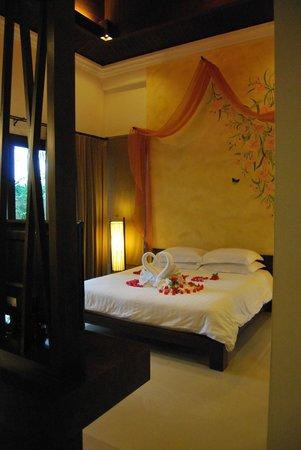 Mövenpick Resort Laem Yai Beach Samui: Room -