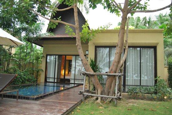 Mövenpick Resort Laem Yai Beach Samui: Villa