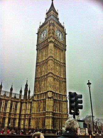 SANDEMANs NEW Europe - London: The Clocktower
