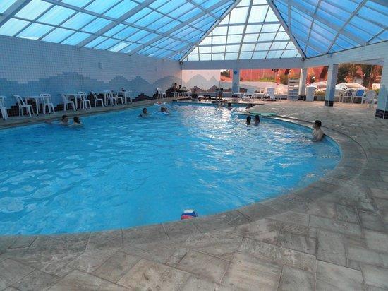 Resort Monte das Oliveiras : Piscina Aquecida