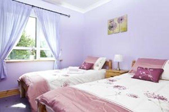 Burndale House B&B : Twin Bedroom