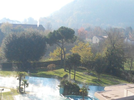 Hotel Garden Terme: panorama