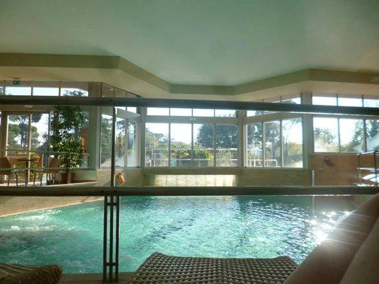 La piscina che va all 39 aperto foto di hotel garden terme montegrotto terme tripadvisor - Hotel con piscine termali all aperto ...
