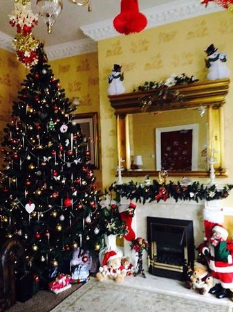 The Glen Alan Guest House : Beautiful Christmas stay