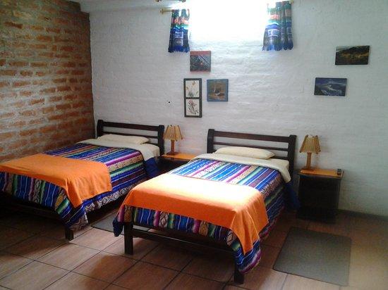 La Floresta Hotel: Gästezimmer