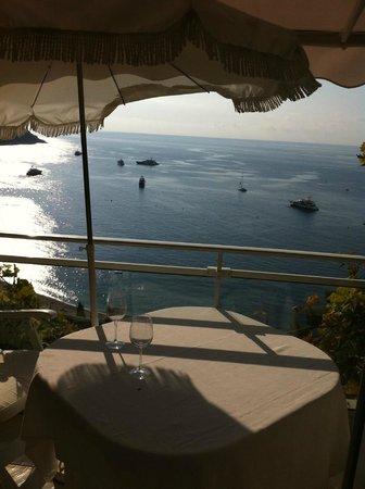 Le Roquebrune: view