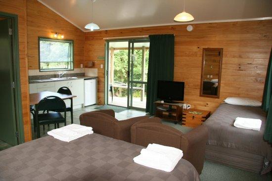 Whangarei TOP 10 Holiday Park: Motel - Studio