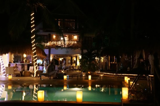 Karmairi Hotel Spa: São Silvestre