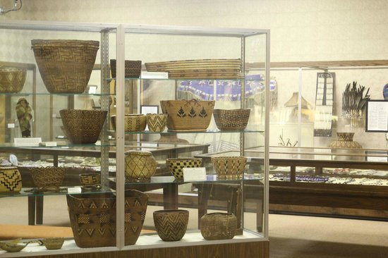 Johnson-Humrickhouse Museum: American Indian Basket Collection
