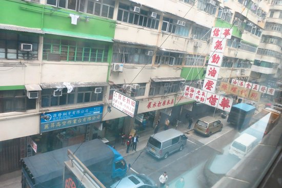 Harbour Hotel: Room With a View (2F)