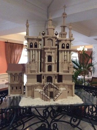 Luxury Bahia Principe Cayo Levantado Don Pablo Collection: chocolate castle amazing