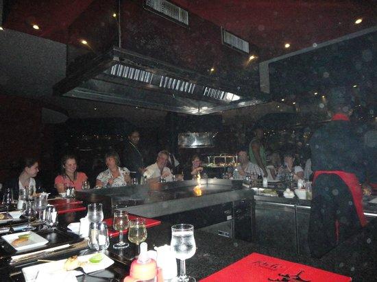 "Sirenis Punta Cana Resort Casino & Aquagames: Japanese Restaurant ""Jade"""