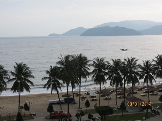 Novotel Nha Trang : Room with a view!!