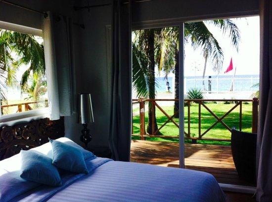 Playa Tranquilo: Cabañas