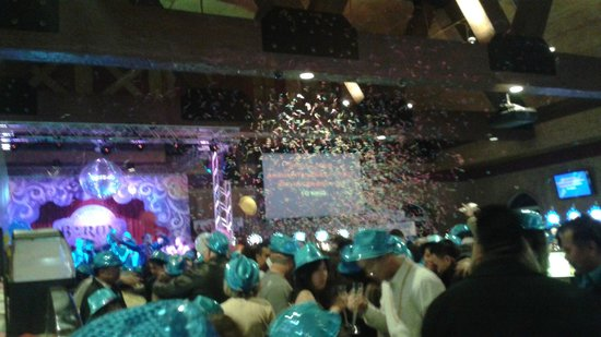 Barona Resort & Casino: Lots of Confetti & Balloons
